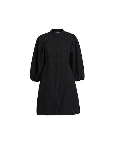 Джинсовое платье - черное Essentiel