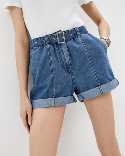 Джинсовые шорты - синие Jacqueline De Yong