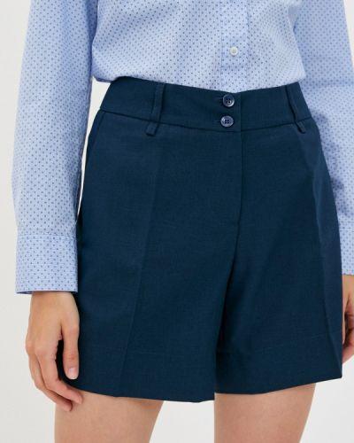 Синие повседневные шорты Dlys