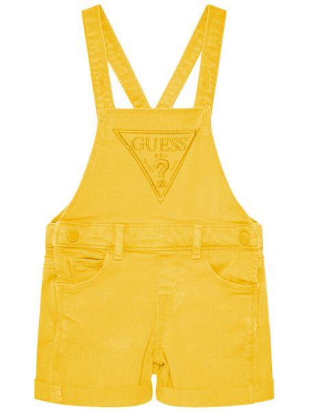 Kombinezon - żółty Guess