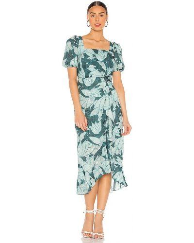 Деловое платье - зеленое Parker