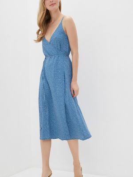 Платье - голубое Krismarin