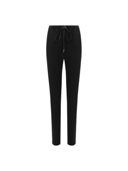 Широкие брюки - черные Roque