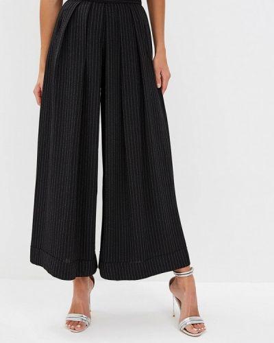 Черные брюки повседневные Tutto Bene