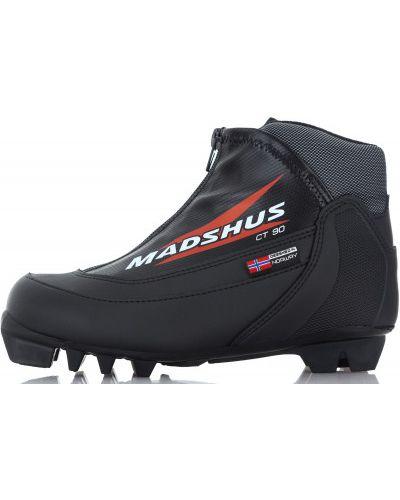 Черные ботинки для беговых лыж Madshus