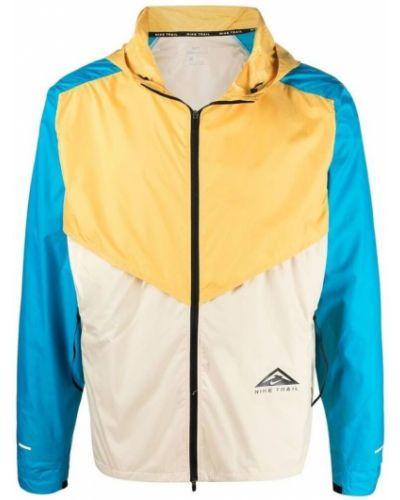 Biała kurtka casual Nike