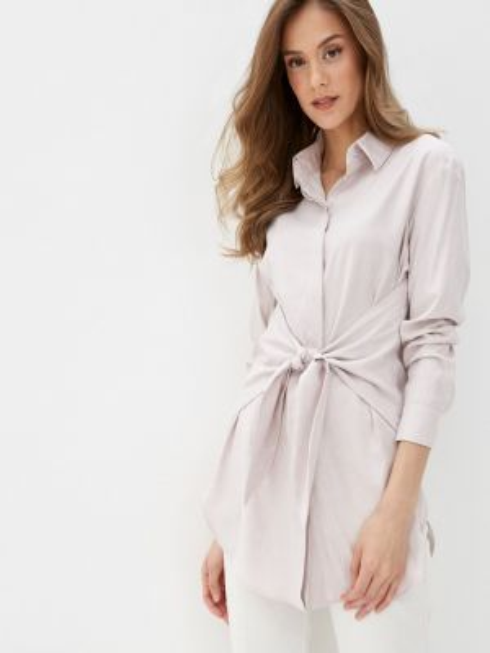 Рубашка с длинным рукавом розовый Fashion.love.story