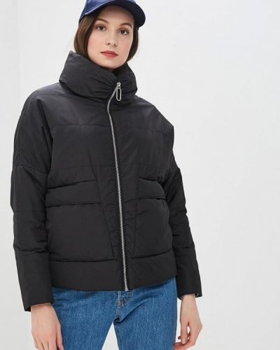 Утепленная куртка - черная Snowimage