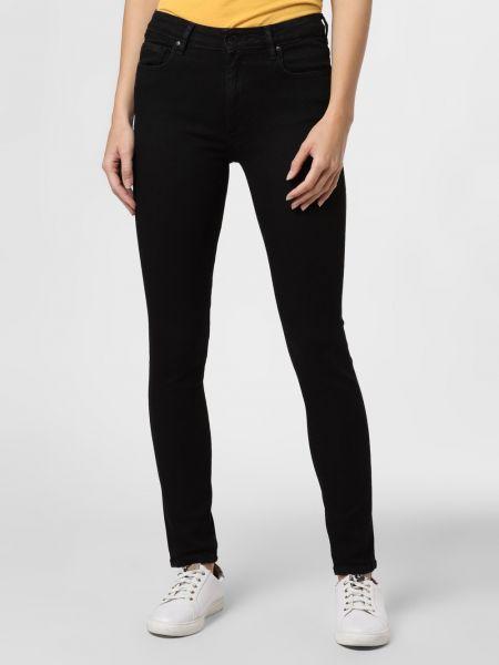 Klasyczne czarne jeansy Armedangels