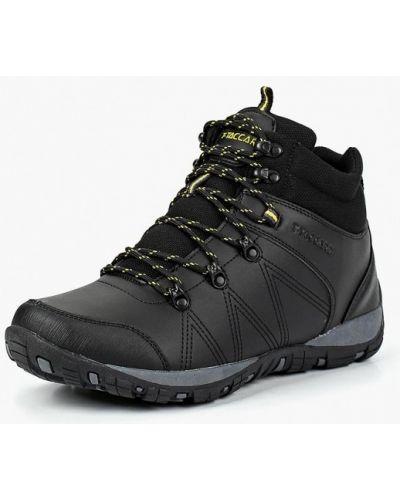 Треккинговые ботинки осенние кожаные T.taccardi