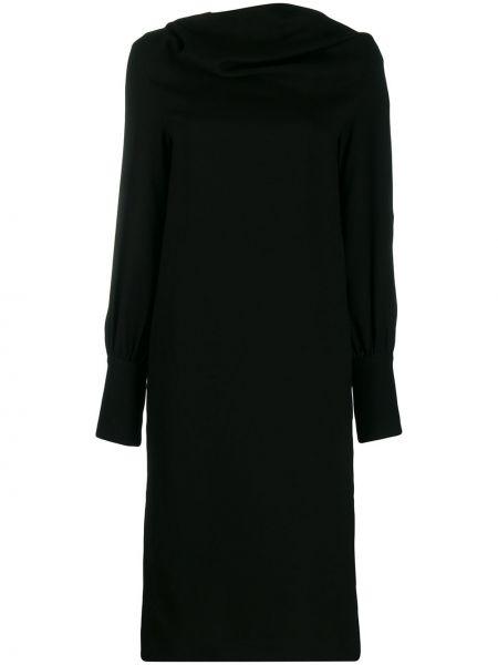 Платье миди с открытой спиной макси Erika Cavallini