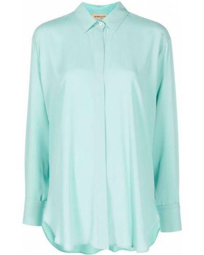 Niebieska klasyczna koszula Blanca Vita