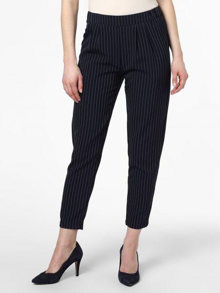Spodnie eleganckie - niebieskie Minimum