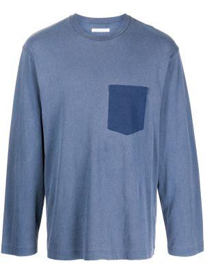 T-shirt bawełniana - niebieska John Elliott