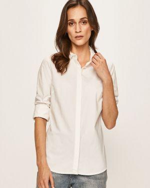 Klasyczna biała koszula bawełniana Calvin Klein Jeans
