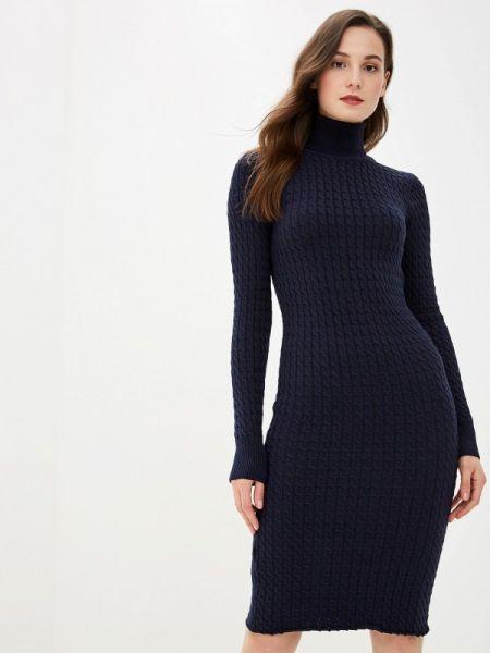 Платье вязаное осеннее Self Made
