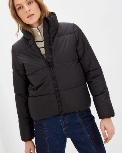 Утепленная куртка - черная Leotex