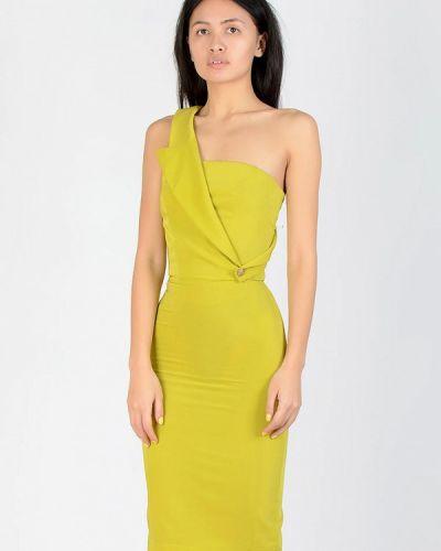 Вечернее платье - зеленое Kriza