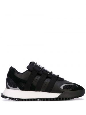 Кожаные кроссовки - черные Adidas Originals By Alexander Wang