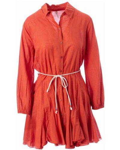 Czerwona sukienka Souvenir