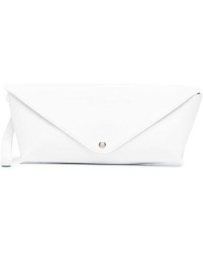 Biała kopertówka bawełniana Mm6 Maison Margiela