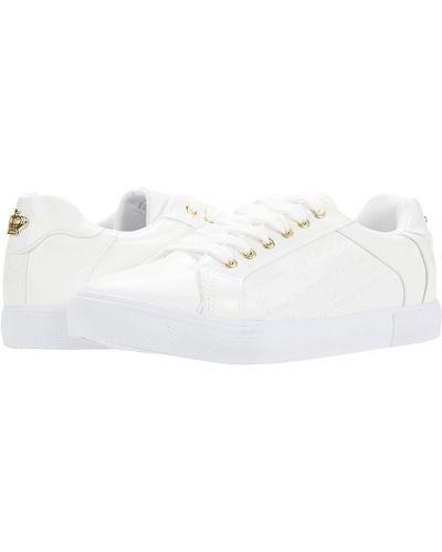 Повседневные кроссовки - белые Juicy Couture