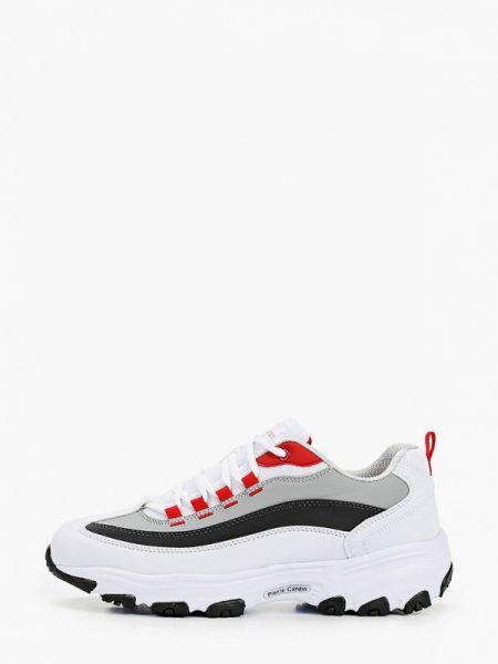 Кожаные кроссовки Pierre Cardin