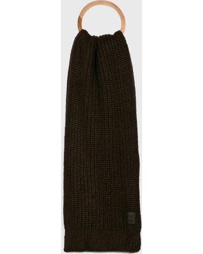 Коричневый шарф трикотажный Only & Sons