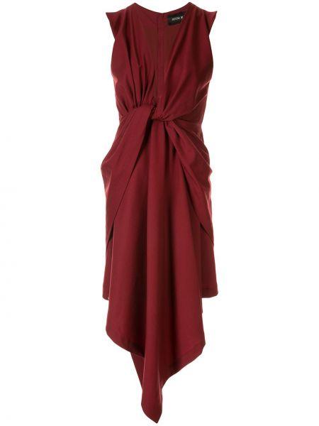 Платье с V-образным вырезом платье-солнце Kitx