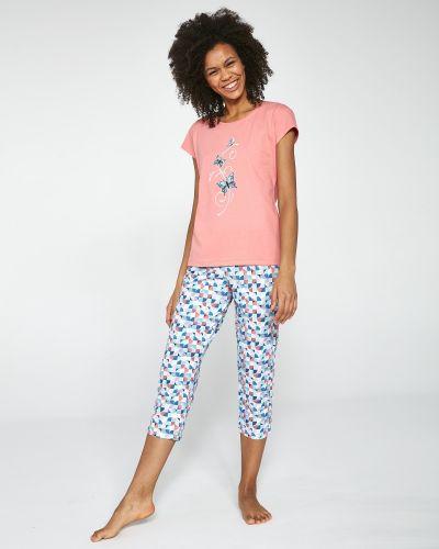 Хлопковая пижама Cornette