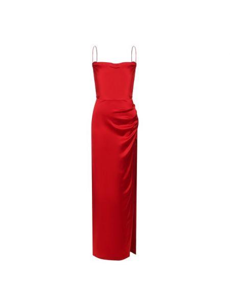 Платье винтажная шелковое Retrofete