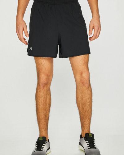 Спортивные шорты на резинке с карманами Under Armour