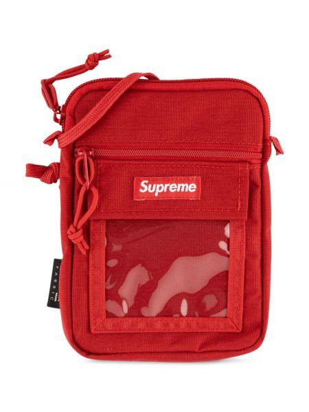 Клатч с заплатками прямоугольный Supreme