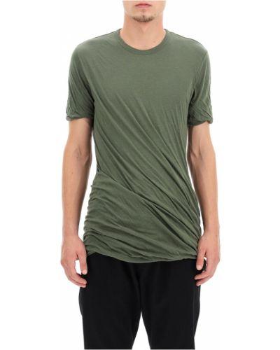 Zielona t-shirt Rick Owens