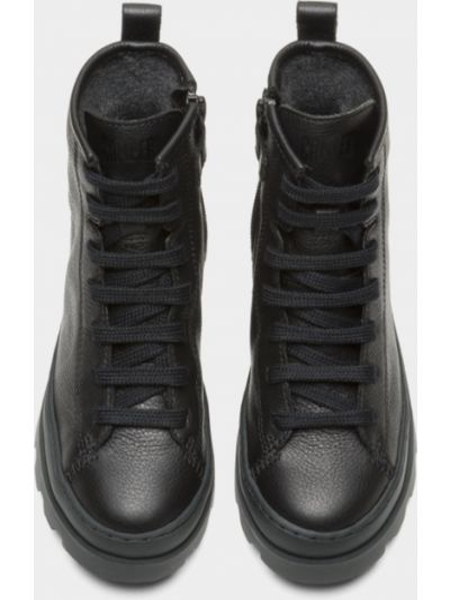 Черные ботинки Camper