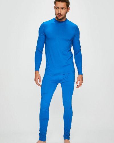 Piżama długo niebieski Killtec