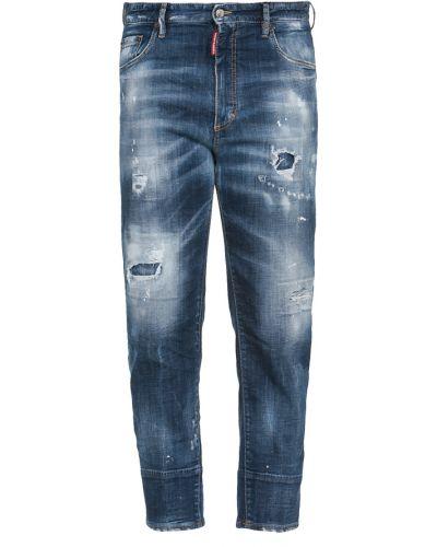 Klasyczne spodnie, niebieski Dsquared2