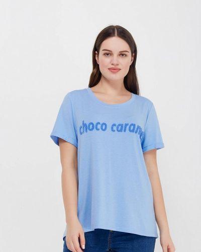 Голубая футболка Studio Untold