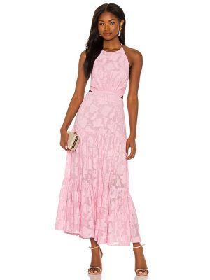 Платье на молнии - розовое Karina Grimaldi