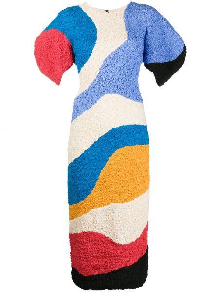 Платье мини с завышенной талией с цепочкой Mara Hoffman