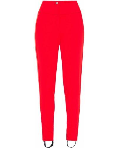 Spodnie w paski Fusalp