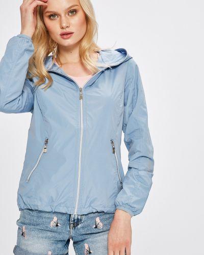 Куртка с капюшоном укороченная прямая Answear