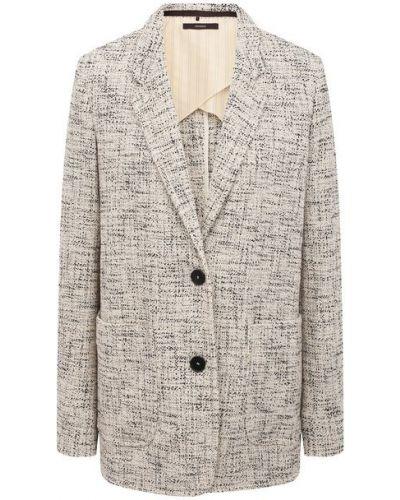 Пиджак на подкладке - бежевый Windsor