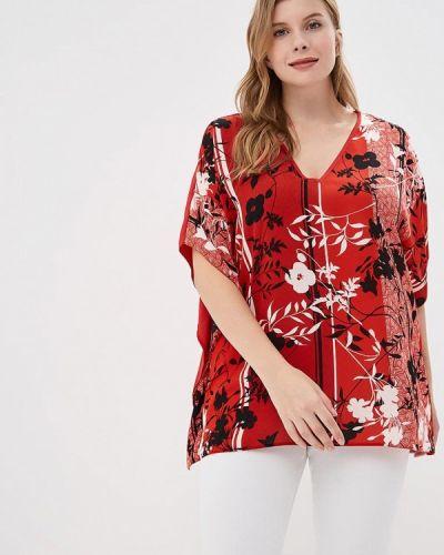 Красная блузка осенняя Evans