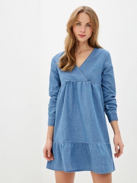 Джинсовое платье весеннее Pimkie