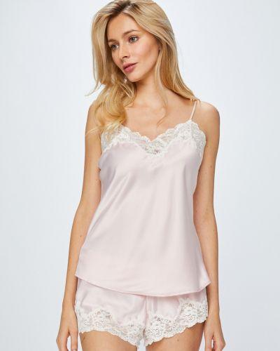 Рубашка с поясом пижамная Lauren Ralph Lauren