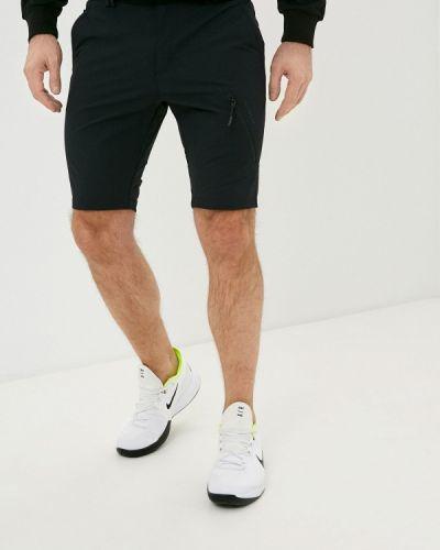 Черные спортивные шорты Tenson