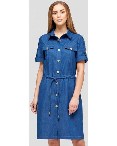 Джинсовое платье весеннее Danna