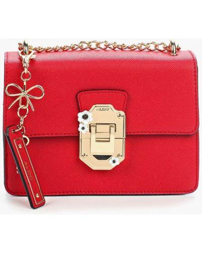 Красная сумка через плечо Aldo