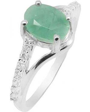 Кольцо из серебра натуральный Evora